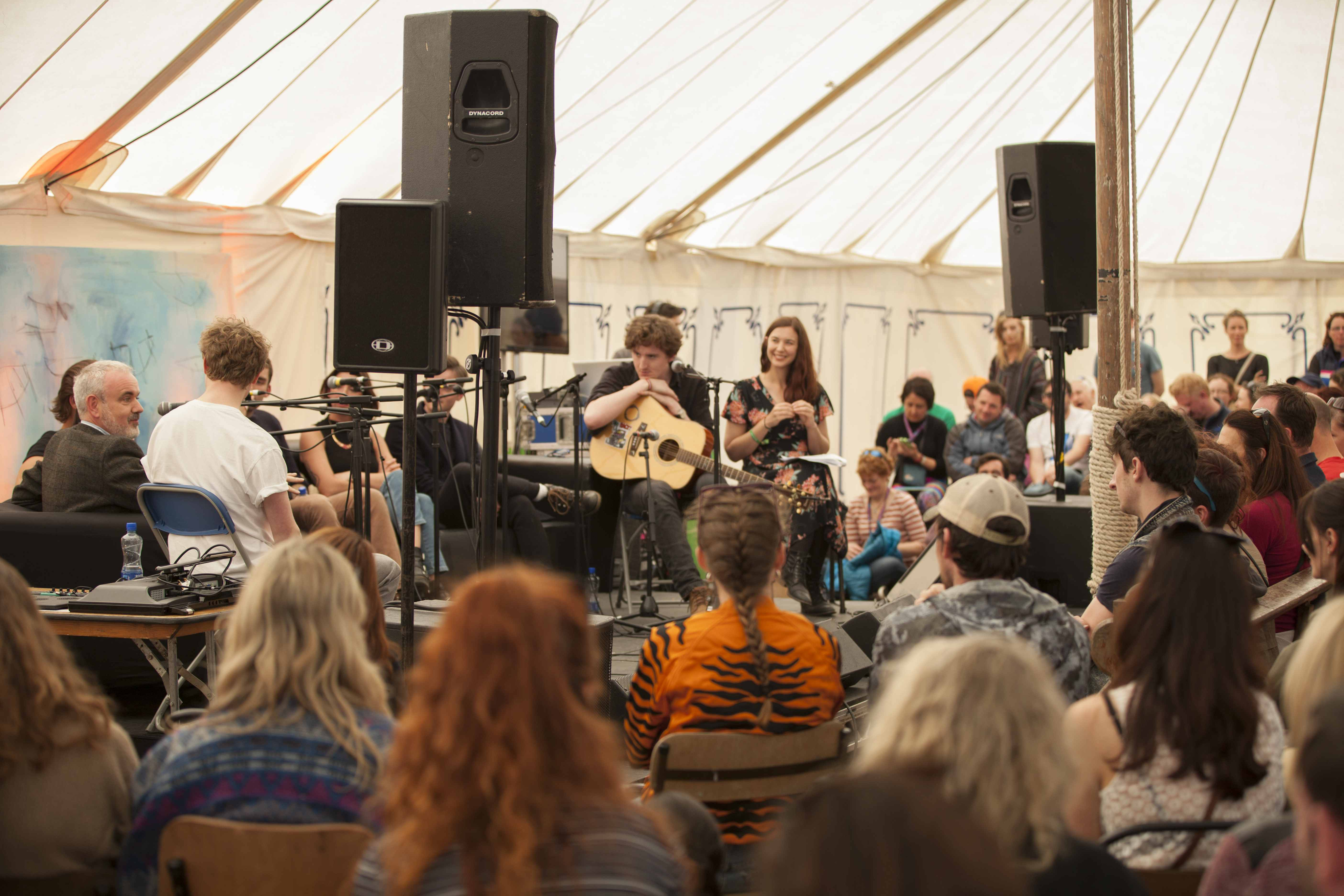 Mindfield at Electric Picnic 2015